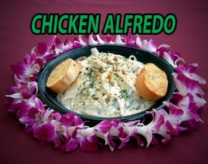 Chicken AlfredoHO