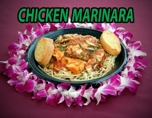 Chicken MarinaraHO