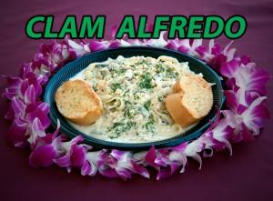 Clam AlfredoHO