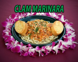 Clam MarinaraHO