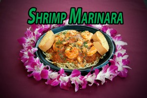 Shrimp MarinaraHO