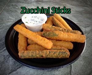 Zucchini SticksHO